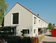 Aubachhof Doppelhaus Süd