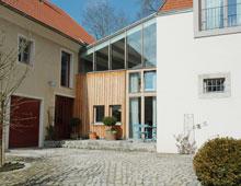 Aubachhof Zehentstadel West