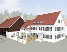 Wohnhaus Hofstelle K, Zusmarshausen