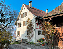 Winzerhaus B, Uerikon (Schweiz)