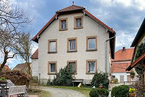 Bauernhaus in Trabitz